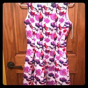 TILLY FLORAL DRESS